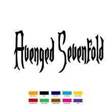 HotMeiNi 18cm x 6cm Avenged Sevenfold Ca