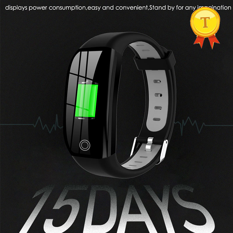 High Quality Female Physiology Smart Band big Screen Gps Activity Tracker Pedometer Smart Watch Wristband with