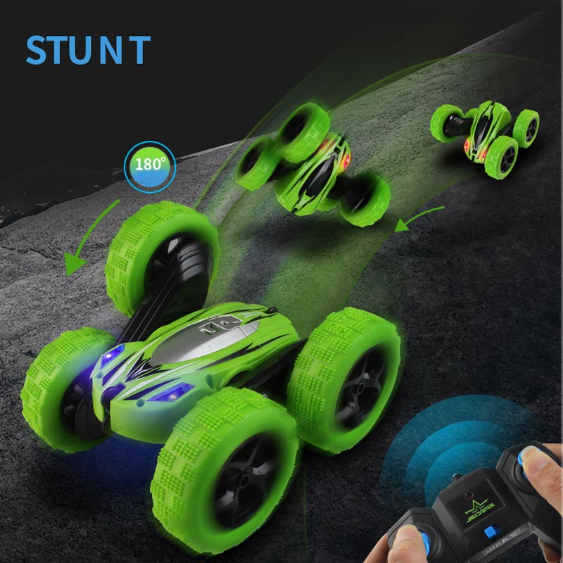 Remote Control Car High Speed 3D Flip Drift Buggy Crawler Battery Operated Rc Stunt Machine Radio Controlled Cars