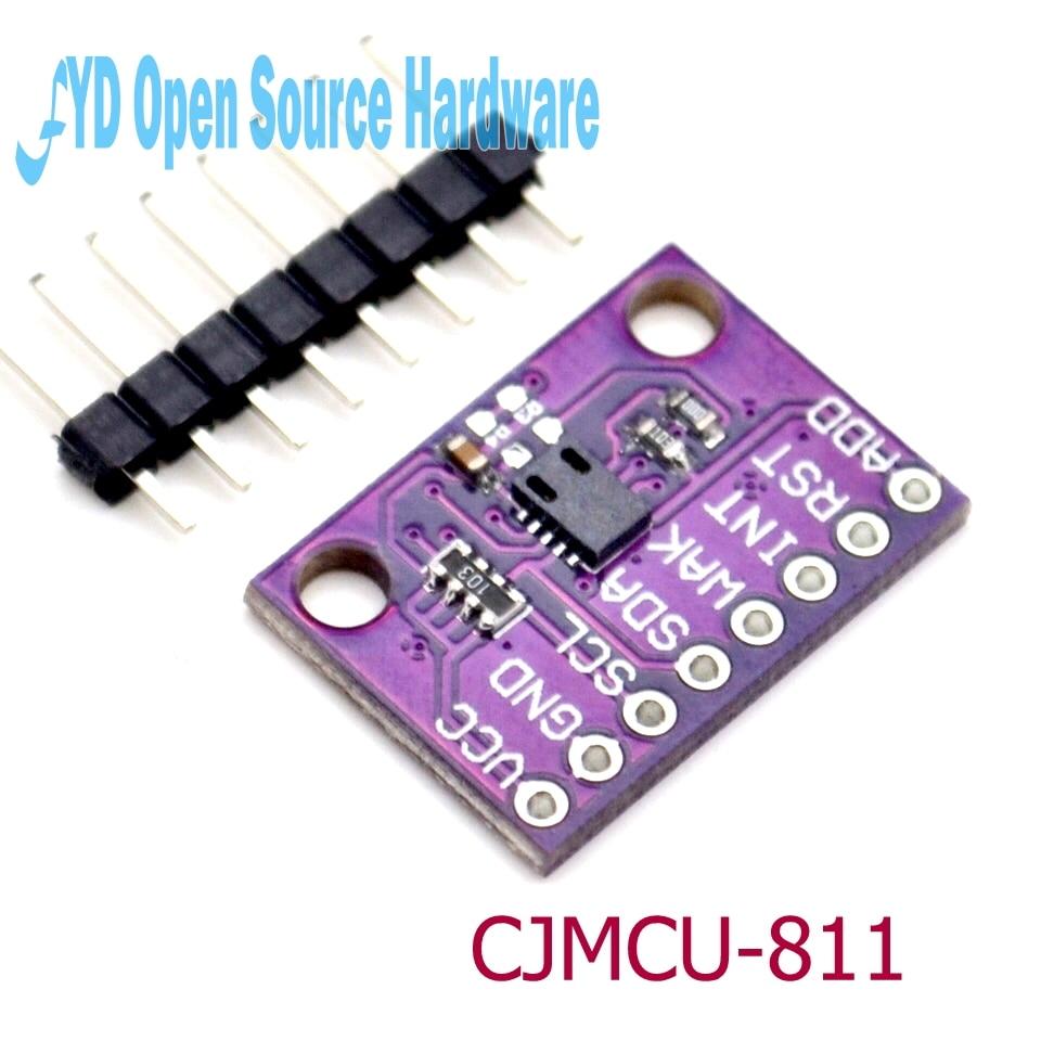 CJMCU-811 CCS811 Carbon Monoxide CO VOCs Air Quality Numerical Gas SensorsCJMCU-811 CCS811 Carbon Monoxide CO VOCs Air Quality Numerical Gas Sensors