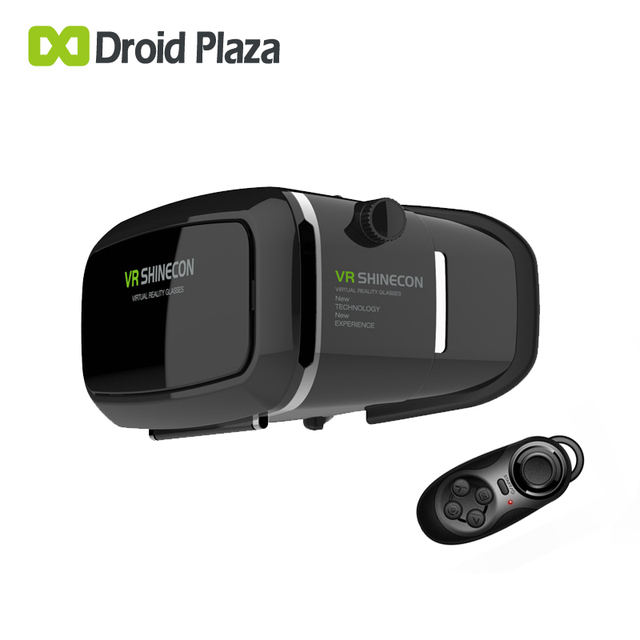 Приложения для очков виртуальной реальности vr shinecon универсальный кейс спарк комбо на avito
