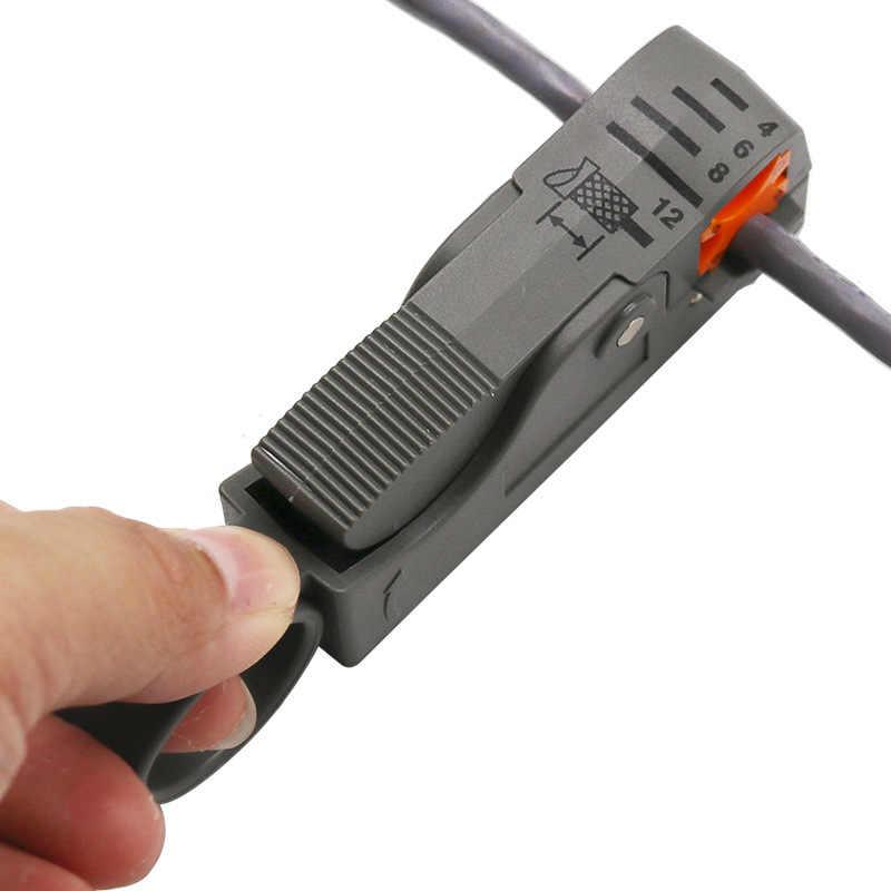 Urijk pince à dénuder automatique pince à dénuder multifonctionnelle outils de câble dénuder outil de sertissage avec clé hexagonale
