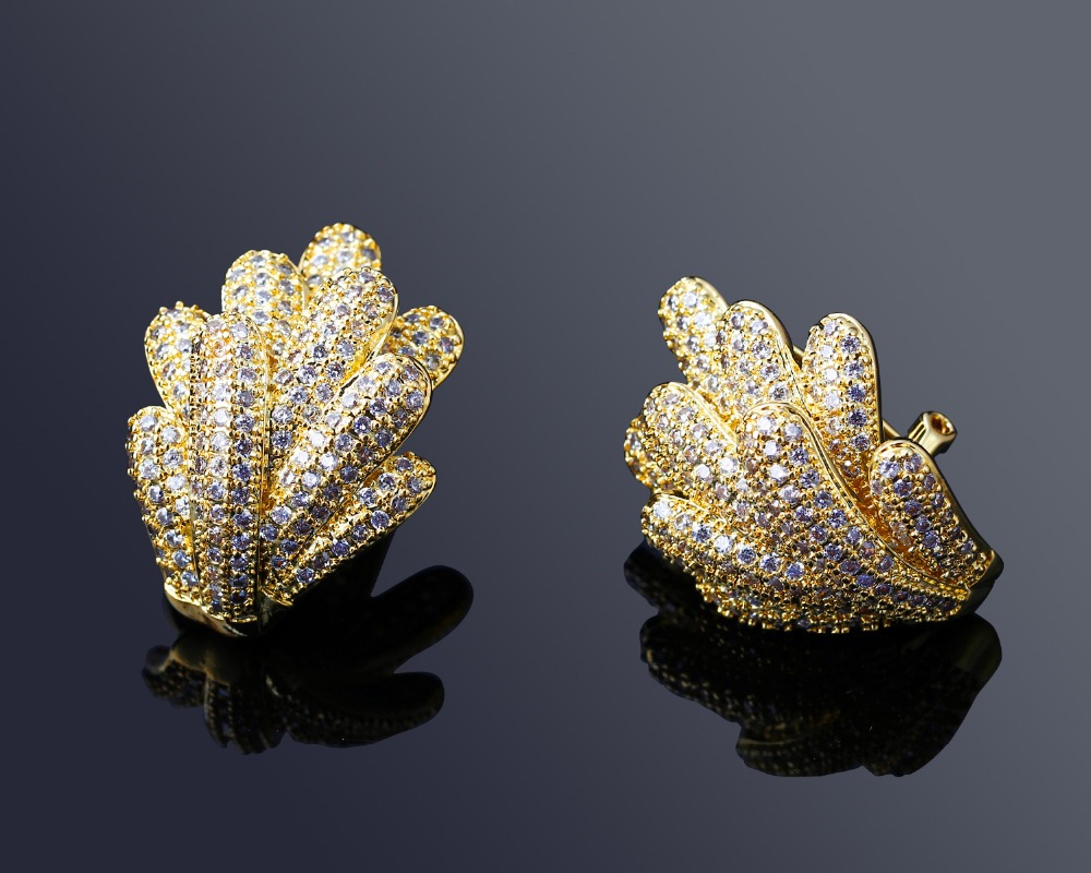 Best Ing Earrings New Design Vintage Style Full Handmade Pave Setting Cubic Zirconia Fashion Womens For Jewelry In Drop From