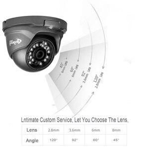 Image 3 - Kingkonghome IP kamera era 48V POE Metal 1080P ONVIF ağ güvenlik kamera CCTV P2P hareket algılama su geçirmez açık IP kamera