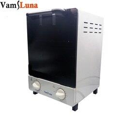 Nail Sterilizer Disinfect Machine High Temperature For Metal Tattoo Art Nipper Tools With Clean Pot 10L