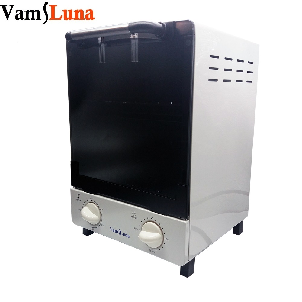 Nail Sterilizer Disinfect Machine High Temperature For Metal Tattoo Art Nipper Tools With Clean Pot 10L