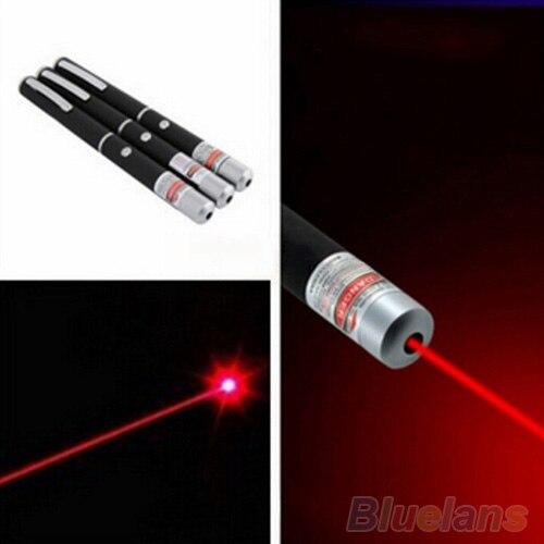 5 мВт 650 нм мощный военный Видимый светильник с красным лазерным указателем
