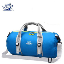 TANLUHU Men Women Waterproof Nylon Shoulder Gym Bag Fitenss Outdoor Beach Storage Crossbody Bags