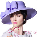 2017 Women Derby Church Wedding Beach Cocktail Evening Party Sun Hats Dress Wide Brim Vintage Cap Berets Fedora Chiffon Hats