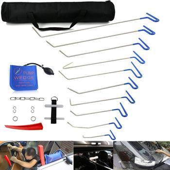 Furuix стержни безболезненный набор инструментов для ремонта вмятин удаление вмятин и дверей с крючками для автомобиля для удаления вмятин