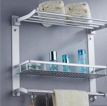 Пространство алюминия многофункциональный полка ванной три комбинированного типа алюминия шкафа хранения