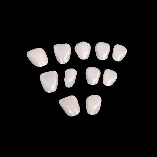 140 pcs 50g Resin Dental Veneers False Teeth Glue Temporary Tooth Repair Set Teeth And Gap Denture Adhesive Teeth Dentist