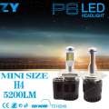 Led H7 H4 H8/9/11 HB3 9005 HB4 9006 9004 9007 55W 5200Lm MZ LED Car Headlight Replace Halogen Xenon HID Headlamp Light Source