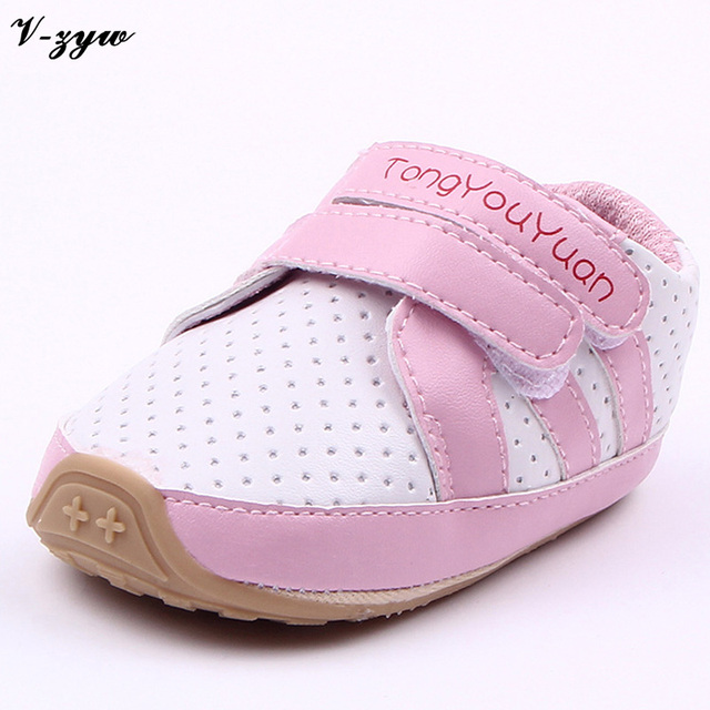 Hot Sale Fashion Soft Bottom Baby First Walkers Boys and Girls Breathable First Walkers Newborn Baby Shoes Toddler Shoes GZ042