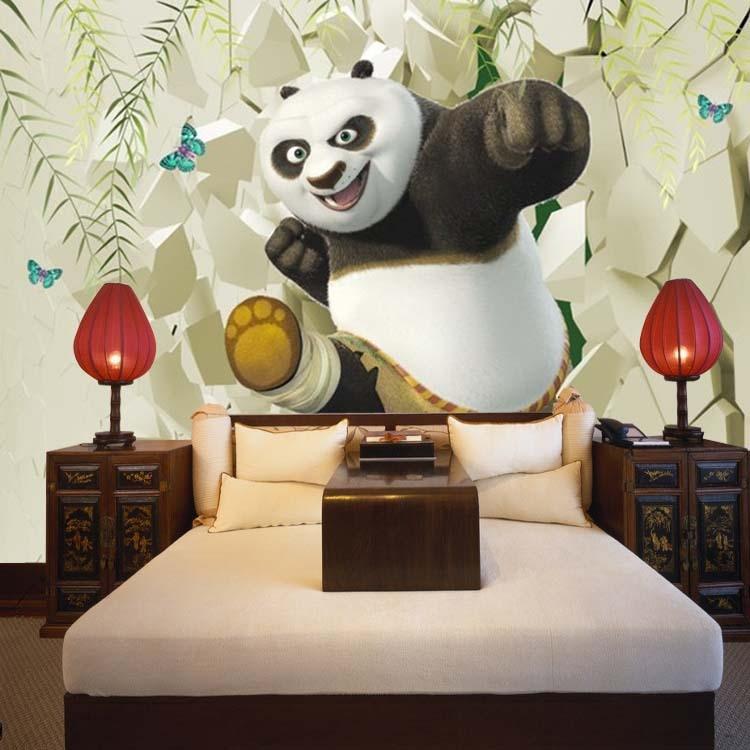 chinese wallpaper murals pandas reviews - online shopping chinese
