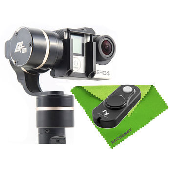 Feiyu G4-QD G4 QD Quick Dismantling 3-Axis handle Gimbal for Gopro hero 3/3+ 4 for  gopro Hero 5 + Remote control