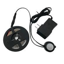 Светодиодная лампа с датчиком движения для шкафа гардероба кровати