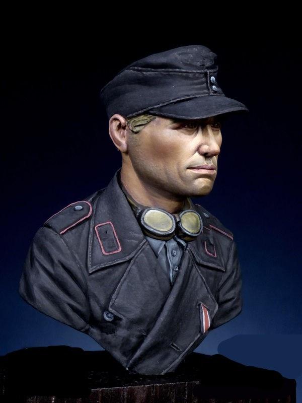 1:16 Resin Bust Model Kit Soldier ,bust XX83D