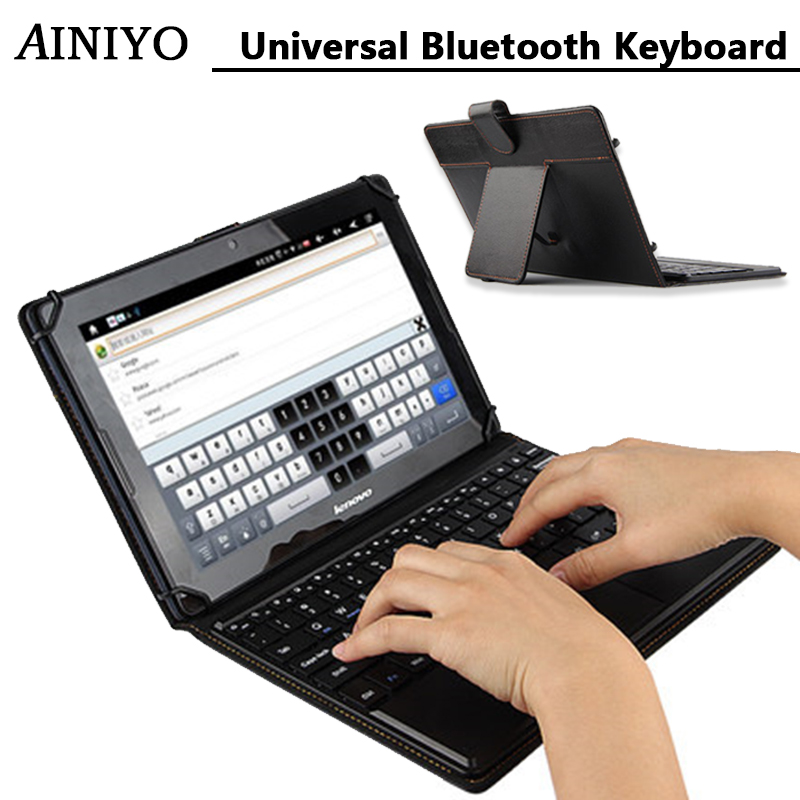 Universal Bluetooth Keyboard Case For CUBE C2/Cube T12/T10/Free Young X7 10.1tablet pc Bluetooth Keyboard case ios windows android universal bluetooth keyboard abs leather case for 7 8 9 9 7 10 1 tablet pc case support russia keyboard