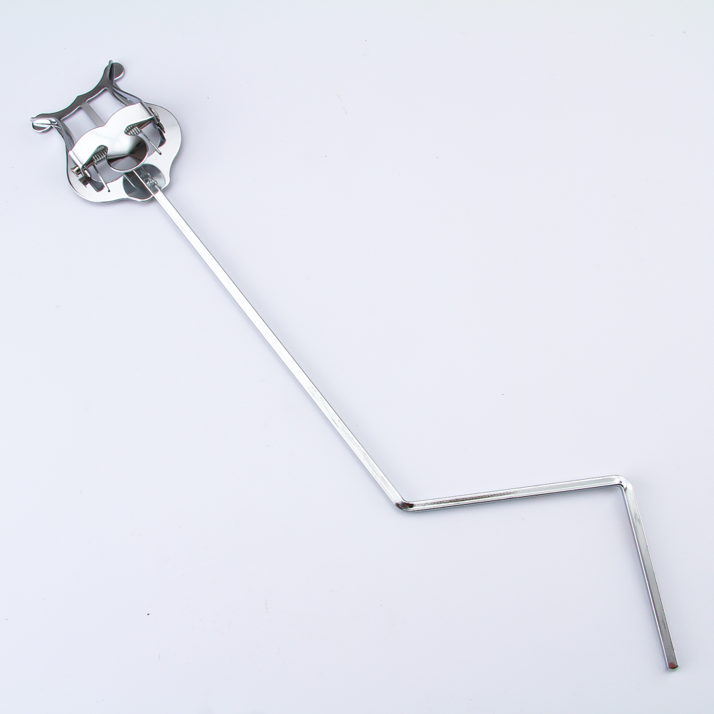 Music clamp on lyre Euphonium / Baritone sheet music clip music stand small spectrum clip orchestral Music clip folder on bass