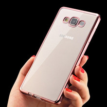 Silicone Case untuk Samsung J3 J5 J7 2015 2016 2017 S6 S7 Edge S8 Plus S3 S4 s5 Catatan 3 4 5 Cell Phone Cover(China)
