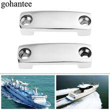 Gohantee 2 шт аксессуары для лодок из нержавеющей стали морская