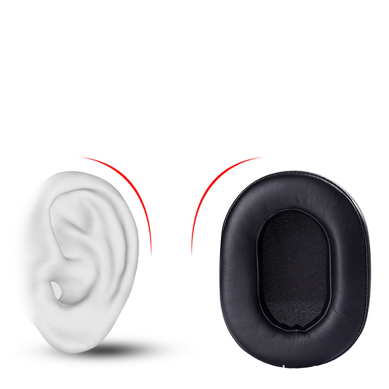ear pads cushions for Audio-Technica ATH-MSR7SX1 For Sony MDR (4)