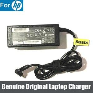 Image 1 - Original genuíno 65 w 19.5 v 3.34a carregador adaptador de energia para hp 710412 001 714657 001 714159 001