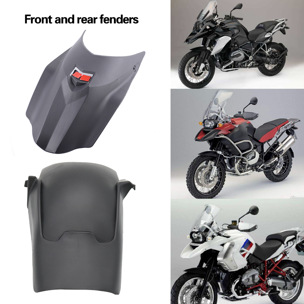Rear Tire Hugger Mudguard For BMW R1200GS R 1200 GS R1200 GSA LC 2013-2016 Mudguard Front Fender Extension Tire hugger mudguard