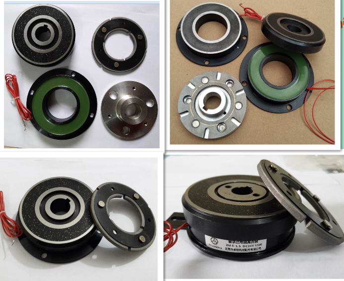 Electromagnetic Clutch Dry Single-plate Convex 24V12V Energized Pull-in ClutchElectromagnetic Clutch Dry Single-plate Convex 24V12V Energized Pull-in Clutch