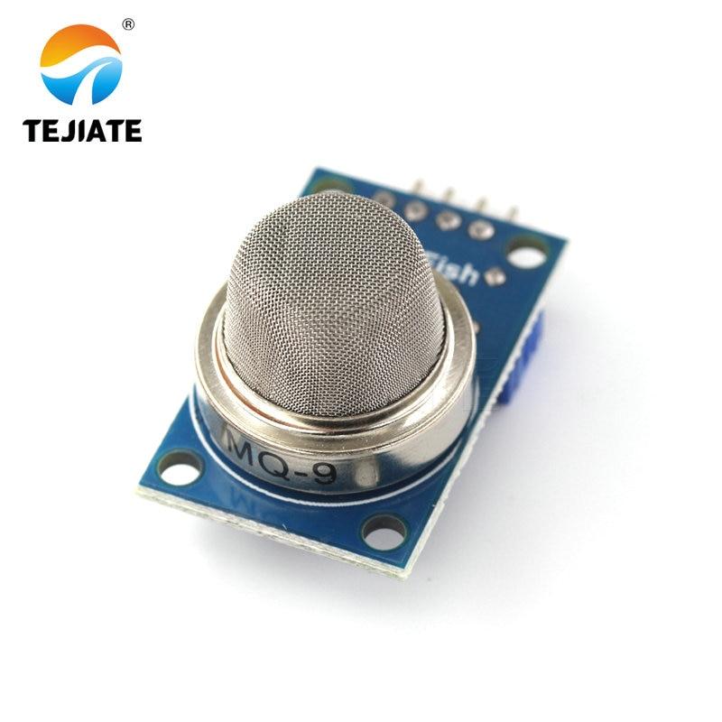1PCS MQ-9 MQ9 Carbon monoxide Gas Sensor Module Gas Sensor module Arduino NEW