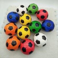 f728571e3 12 pcs 6.3 cm Bola Anti Stress Relief futebol Futebol Basebol Basquetebol  Tênis Bola de Brinquedos