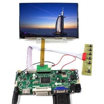 HDMI VGA DVI аудио LCD плата контроллера 7 дюймов 1024x600 HV070WSA-100 ЖК-экран