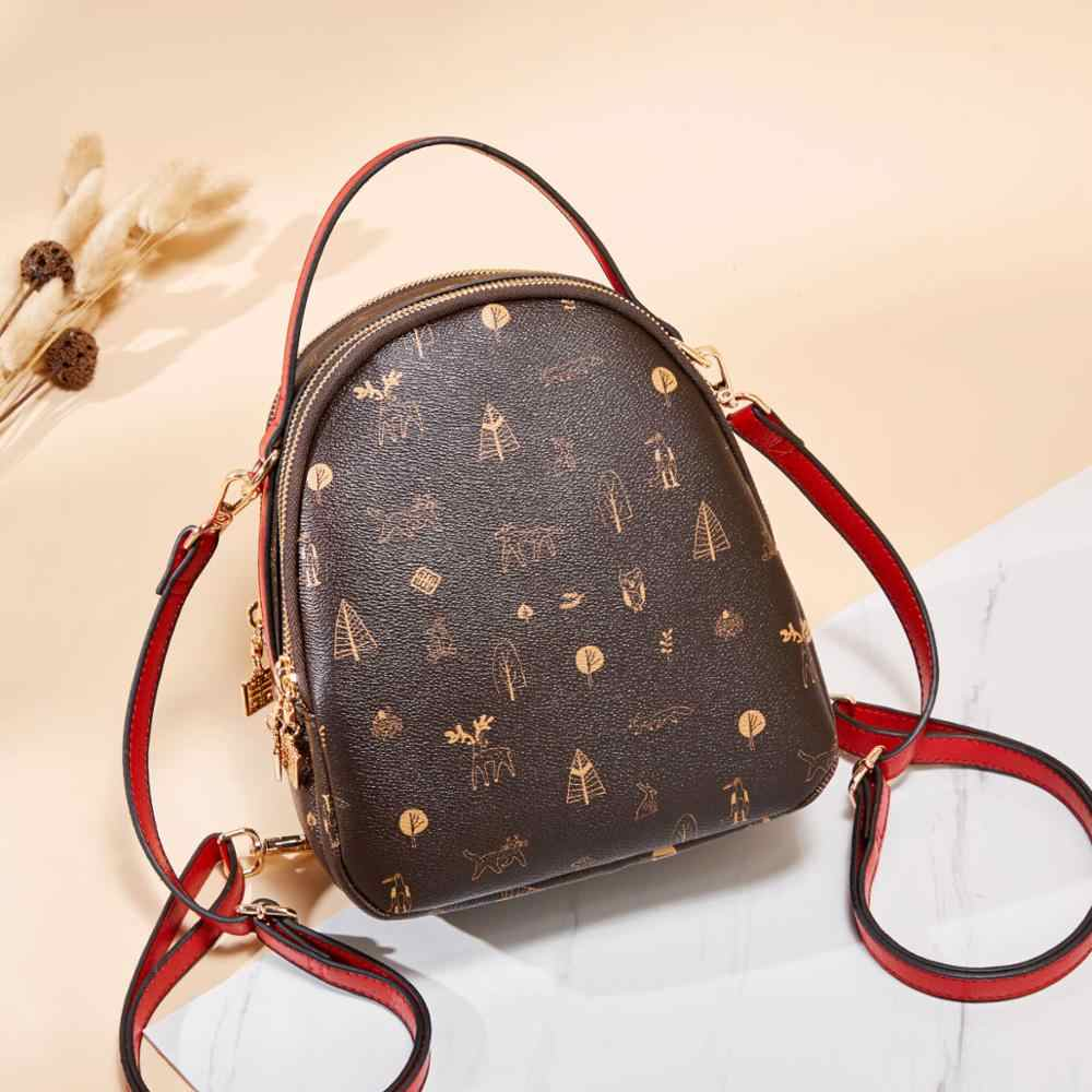7d75278f703 Fashion Women Backpack High Quality PU Leather Backpacks for Teenage Girls  Female School Shoulder Bag Bagpack mochila