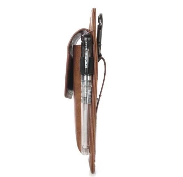 Кука Loop Мъжки колан Клип Калъф с цип - Резервни части и аксесоари за мобилни телефони - Снимка 5