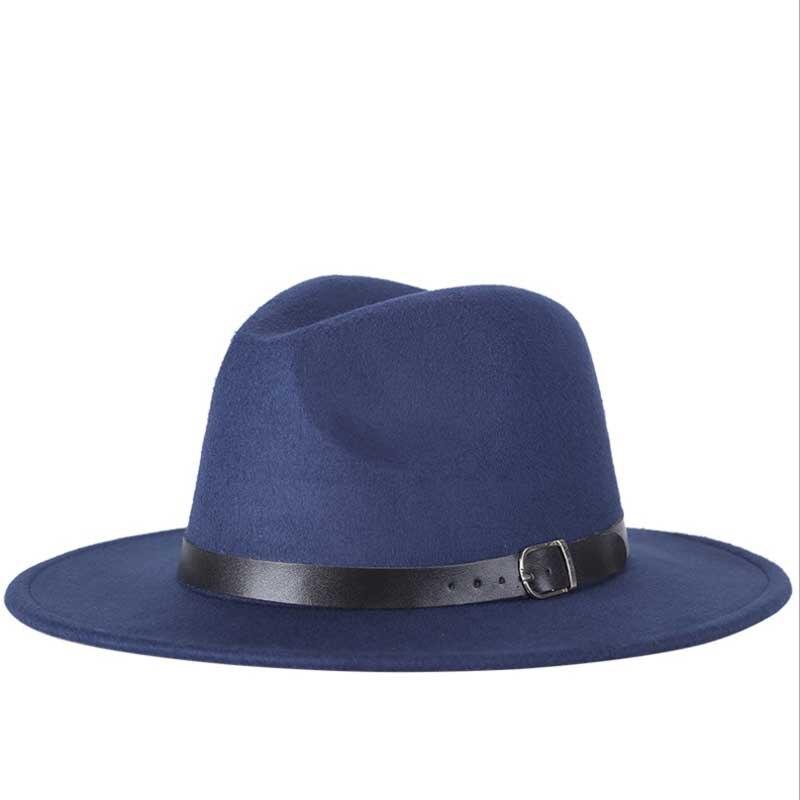 Woolen blend hat 1