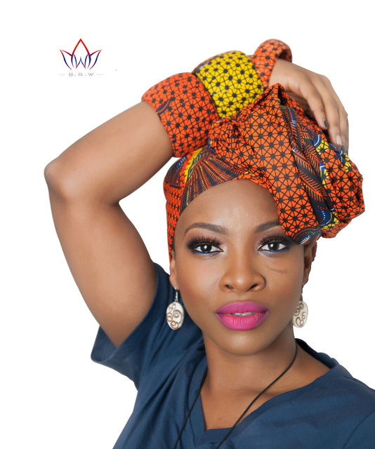 0f925f899824 [ Not Ready To Wear] Dashiki Women hair accessories Bazin Riche African  Gele Head Tie Wrap Scarf Print Ankara Batik Wax BRW YA02