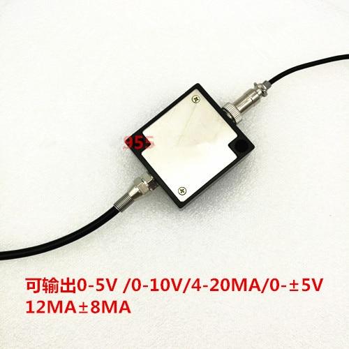 Version actuelle de 2 lignes BSQ-3 capteur de pesage amplificateur correspondre PLC ~ 0-10 V/4-20MA transmetteur cellule de charge