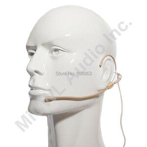 Image 2 - Ücretsiz kargo çok yönlü kafa giyen kulaklık mikrofon Shure Audio Technica sennheiser MiPro kablosuz sistemi