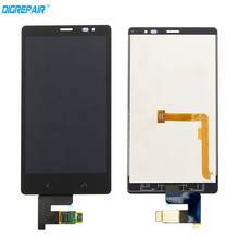 4.3 '' Black For Nokia Lumia X2 Dual Sim RM-1013 X+ LCD Display Digitizer Touch Screen Full Assembly Replacement Parts