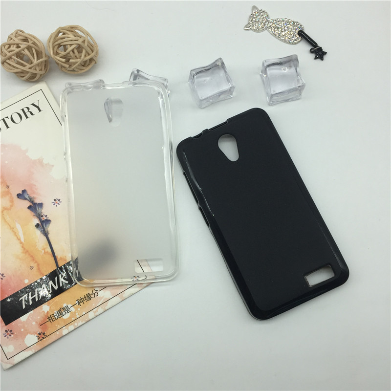 for Lenovo A319 Case Soft Silicone TPU Shockproof <font><b>Black</b></font> Mobile <font><b>Phone</b></font> Bags <font><b>pop</b></font> Cases Cover for Lenovo A319 image