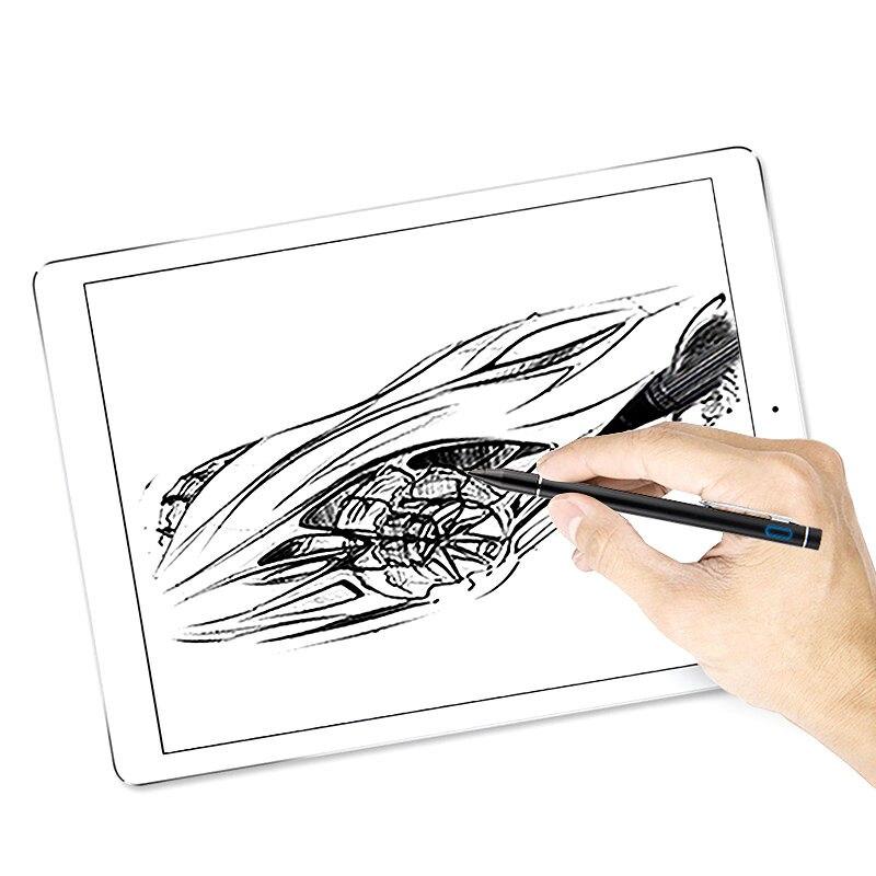 Attivo Penna Dello Stilo Capacitivo Touch Screen Per CHUWI Hi10 Plus Pro Hi12 Hi13 Hi8 Hi8pro Vi10 Vi8 Vi7 Tablet Caso penna PENNINO 1.35mm