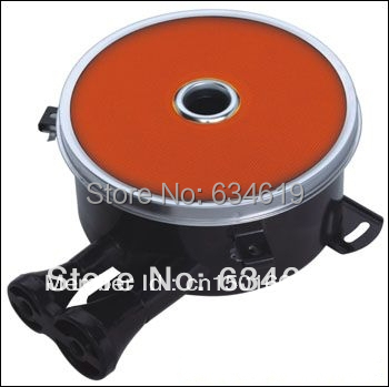 Infrared gas stove cooking burner round shape infrared ceramic burner for cooktop burner for cooking equipment