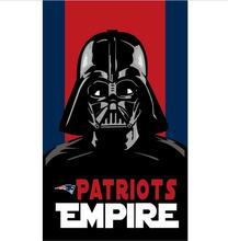 3x5ft  New England Patriots Nation Flag 100D Polyester Flag metal Grommets 90x150cm New Design in hot sell
