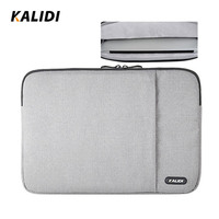 KALIDI 17 Inch Laptop Sleeve Bag Fshion Men Women Soft Waterproof Notebook Case For HP Dell