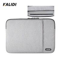 KALIDI 17 Inch Laptop Sleeve Bag Fshion Men Women Soft Waterproof Notebook Case For HP Dell