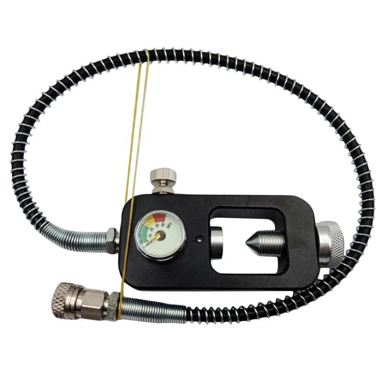 Pcp Scuba Diving Tank Fill Station with High Pressure Fill Whip