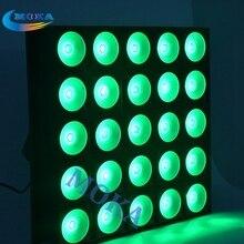 2 шт./лот 800 Вт из светодиодов 5 x 5 матрица ослепления луч света RGB 3 в 1 сценический эффект света для сценического шоу, Ну вечеринку