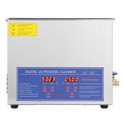 10L Digitale Edelstahl Ultra sonic Reiniger Uitra sonic Bad Reiniger Timer Heizung Ultrasonidos Limpiador Lokalen Schnelle Versand