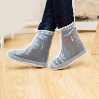New Chegou Ao Ar Livre Para Caminhadas A Pé Sapatos de Chuva Cobrir Botas À Prova De Chuva Capa À Prova D' Água Transparente Capas p/ sapato     -